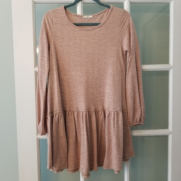 Easel Tops - Tunic layered sweater
